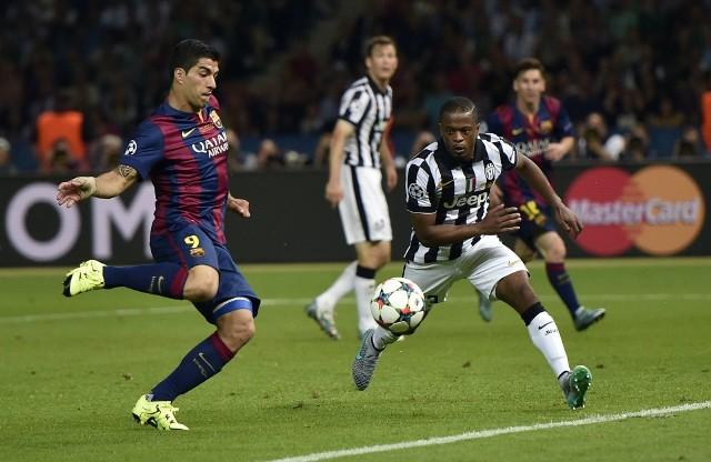 W 2015 roku Luis Suarez strzelił gola Juventusowi w finale Ligi Mistrzów.