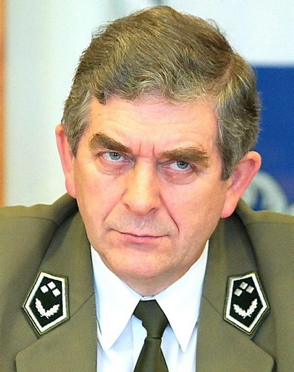 Klemens Kiełpiński, szef komisji rewizyjnej