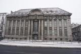 Zabytkowy budynek banku w Łodzi jest na sprzedaż! Jeden z najbardziej rozpoznawalnych w Łodzi