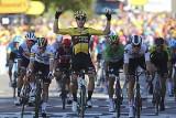 Wreszcie ciekawy etap na Tour de France. Wygrał go Wout van Aert, a pecha miał Peter Sagan. Błysnął też Michał Kwiatkowski