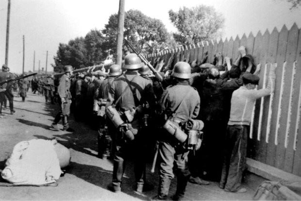 Zbrodnie Wehrmachtu: egzekucja w Częstochowie