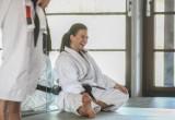 Karate tradycyjne. Ukochana Roberta Lewandowskiego walczy o medal