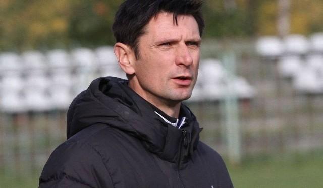 Jeśli Tadeusz Krawiec podpisze umowę w Stali, będzie miała jedno zadanie - awans do 2 ligi.