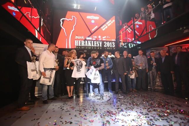 Heraklesy 2013 MMA w Katowicach