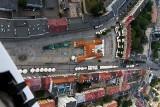Białystok. Nie będzie kibicowania na Euro 2021 w ogródkach na Rynku Kościuszki. Jest zakaz ustawiania telewizorów przed lokalami