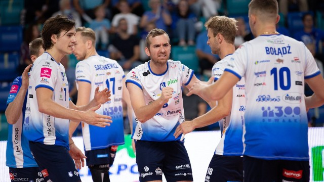 Ślepsk Malow Suwałki odniósł pierwsze zwycięstwo w nowym sezonie