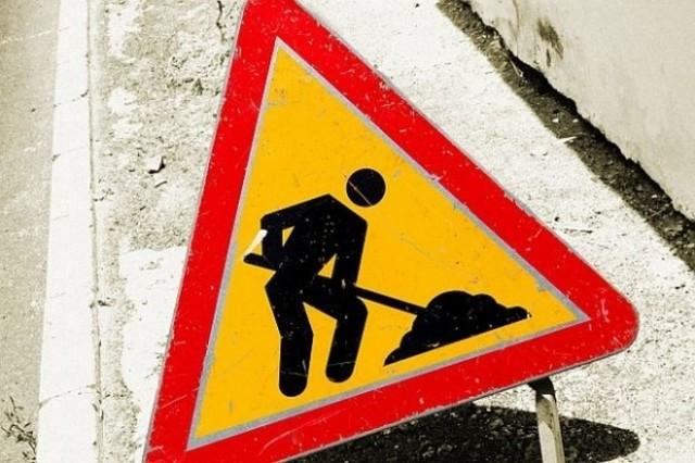 Szykuje się remont drogi powiatowej.
