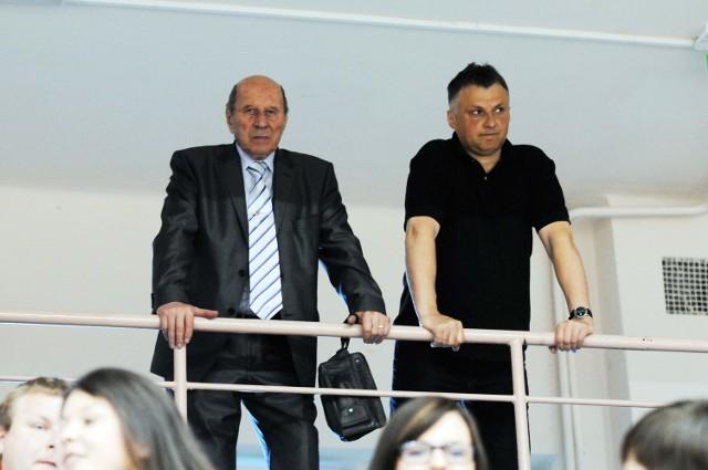 Ludwik Miętta-Mikołajewicz i Piotr Wawro