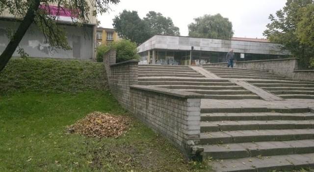 Nieruchomość u zbiegu al. Piłsudskiego i al. Rydza-Śmigłego była już wystawiana na sprzedaż w ubiegłym roku. Nie zgłosił się na nią ani jeden chętny.