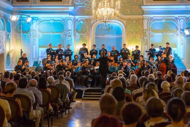 Muzyka Mistrzów Baroku zabrzmi w Auli Magna Pałacu Branickich 27 kwietnia 2019 roku