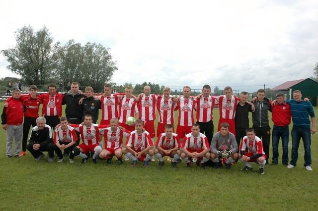 Piłkarze Zorza Trzeboś wygrali pierwszą edycji naszego plebiscytu w 2008 roku. Czy i tym razem stać ich na zwycięstwo?