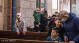 Mieszkańcy Stargardu na mszy za Ojczyznę w Święto Narodowe Trzeciego Maja. Odprawiona została w kościele pw. NMP Królowej Świata. ZDJĘCIA