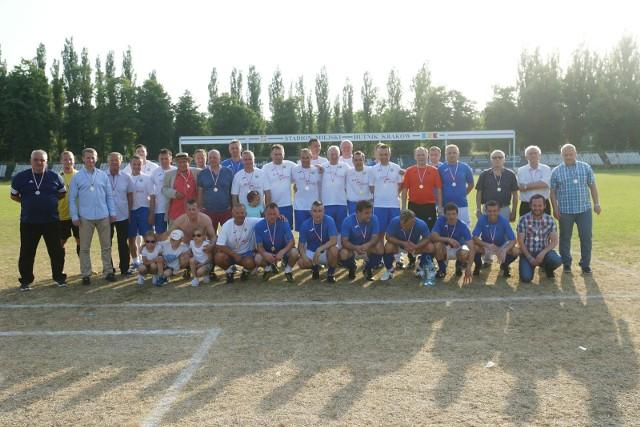 Hutnik Kraków - mecz wspomnień, 14 czerwca 2015 r.