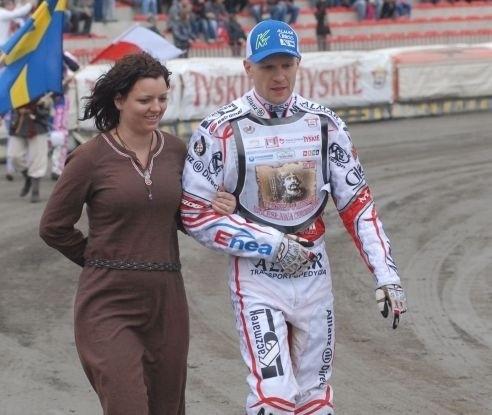 Krzysztof Kasprzak miał już okazję startować w Gnieźnie