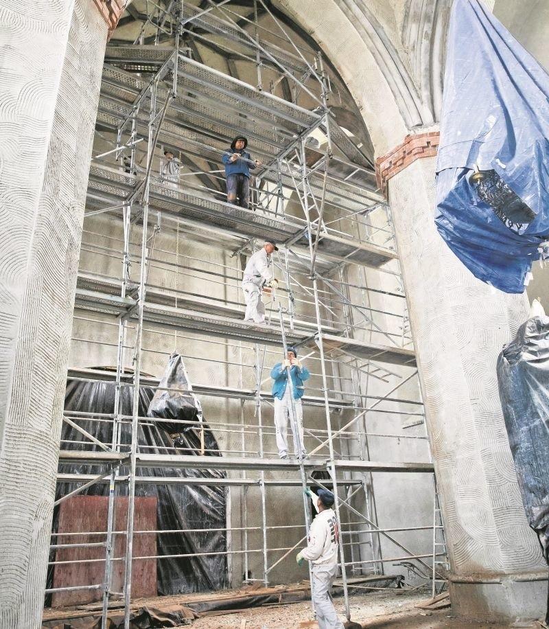 Monaster Zwiastowania NMP chce odtworzyć słynne freski pochodzące sprzed kilku wieków