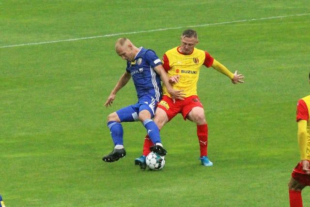 Korona Kielce - Miedź Legnica 0:0