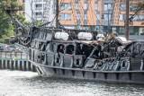 """Kolizja statków w Gdańsku z udziałem """"pirackiej"""" Czarnej Perły. 7 osób poszkodowanych, dwóch członków załogi w stanie po spożyciu alkoholu"""