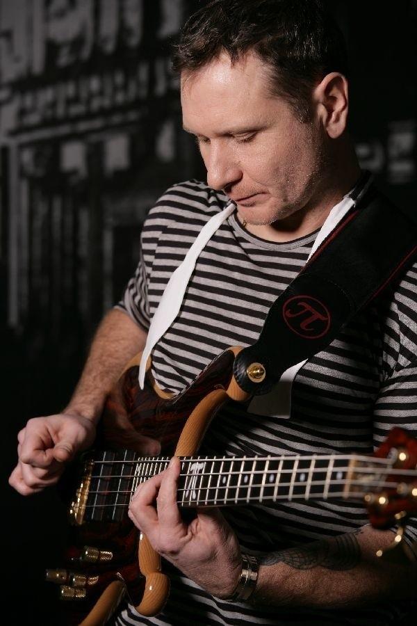 , szef Pilichowski Band