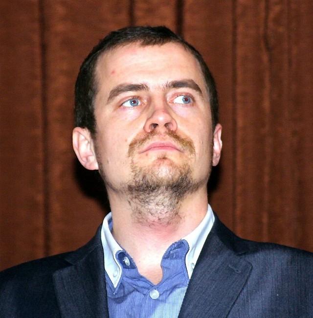 Marcin Wałdoch, lider Arcan Historii uważa, że burmistrz Arseniusz Finster przekracza swoje uprawnienia