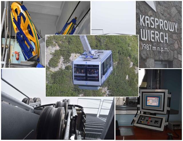 Kolej linowa na Kasprowy Wierch w Tatrach – jedyna taka kolej w Polsce. Nam udało się zobaczyć serce kolei PKL Kasprowy Wierch– mechanizmy, dzięki którym turyści wyjeżdżają na Kasprowy Wierch. Zobacz zdjęcia >>>Przesuwaj zdjęcia w prawo - naciśnij strzałkę lub przycisk NASTĘPNE