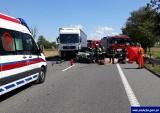 Kazimierzowo. Śmiertelny wypadek na krajowej siódemce. Trasa S7 zablokowana. Sprawdź objazdy (zdjęcia)