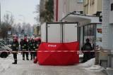 Wypadek śmiertelny na ul. Skłodowskiej. Zarzuty dla kierowcy dostawczaka [ZDJĘCIA]