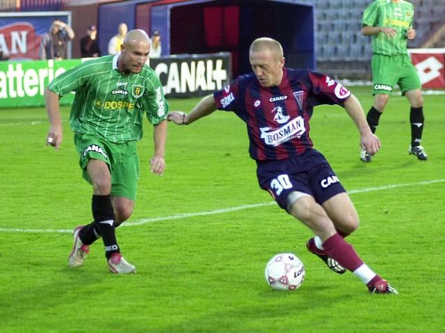 Artur Bugaj jest ulubieńcem szczecińskich fanów Pogoni.
