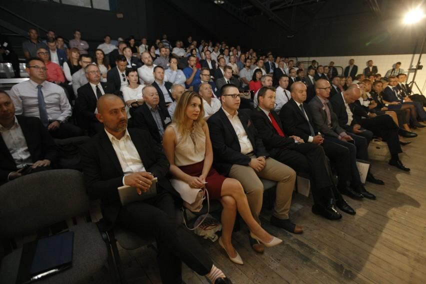 W ubiegłym roku na konferencji pojawili się przedstawiciele największych firm z branży BPO.