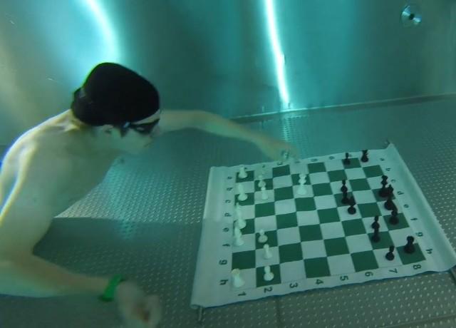 Turniej Szachów Podwodnych