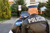 Gorzowscy policjanci kontrolowali parkingi. Posypały się mandaty [ZDJĘCIA]