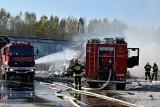 Służby ochrony środowiska twierdzą, że pożar Empolu nie zagrażał mieszkańcom