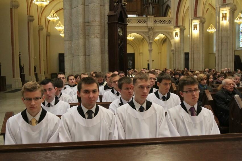Seminarium duchowne w Łodzi rozpoczęło nowy rok akademicki [ZDJĘCIA]
