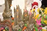 ZIELONA GÓRA. Jarmark Wielkanocny na niedzielnej giełdzie z... Bajerem. Jak było? A może chcecie zobaczyć, jak było? [ZDJĘCIA]