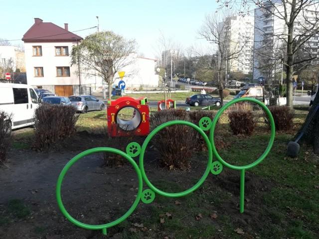 Psi park w Chrzanowie jest realizowany w ramach ubiegłorocznego BO