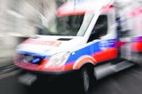 Wodzisław Śląski: 22-latek śmiertelnie porażony prądem. Wspiął się na słup trakcji elektrycznej