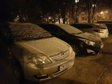 Pierwszy śnieg i mróz we Wrocławiu. Jest ślisko na drogach! [PROGNOZA POGODY]
