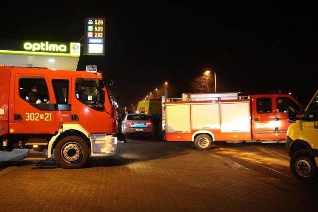 Dwa auta zderzyły się na ul. Niemodlińskiej.