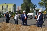 W Sosnowcu rozpoczęła się budowa nowej linii tramwajowej na Zagórzu. Trasa zakończy się przy rondzie
