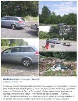Zrobili sobie wysypisko śmieci pod schroniskiem dla zwierząt w Zabrzu. Wolontariuszka zaprotestowała