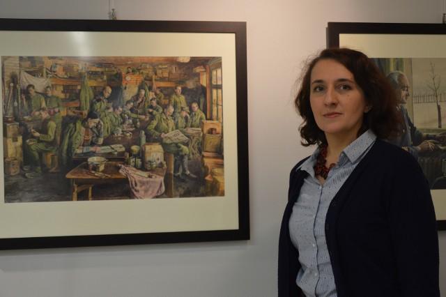 Wystawę można oglądać w Opolu do 10 maja - mówi dr Renata Kobylarz-Buła, zastępca dyrektora CMJW.