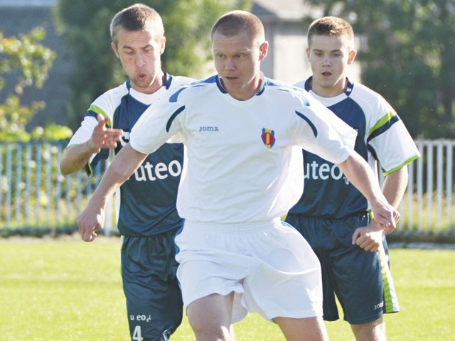 Wojciech Kobeszko skończył przygodę z Olimpią Zambrów i wraca do Jagiellonii
