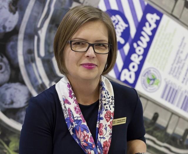 """Dominika Kozarzewska jest prezesem Grupy Producentów Owoców """"Polskie Jagody"""""""