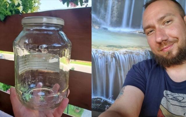 Rybniczanin Seweryn Dutka dosadnie komentuje rzeczywistość koronawirusową