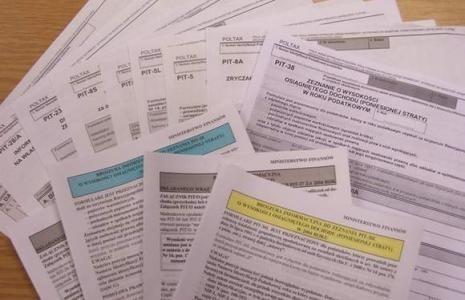 Rozliczenie za rok 2012 musimy złożyć do końca kwietnia.