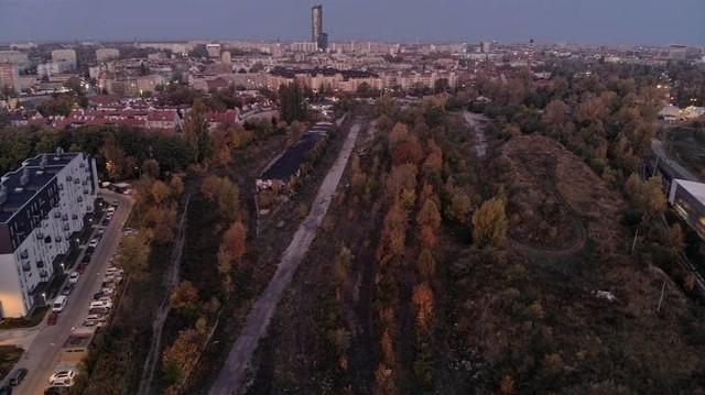 Tutaj powstanie park Henrykowski