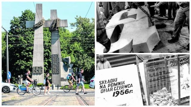 Poznańskie Krzyże to jeden z najbardziej charakterystycznych pomników w Poznaniu, chociaż początkowo miał wyglądać zupełnie inaczej.