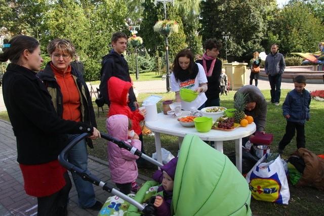 Obchody zaczęły się w sobotę festynem rodzinnym.