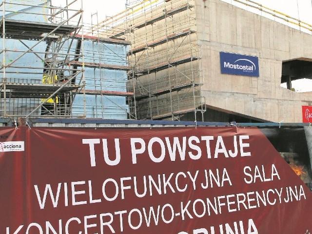 Pierwsze koncerty na Jordankach zaplanowane są na jesień 2015.