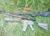Nowa Dęba. Włamywacz ukradł broń sportową i prezent urodzinowy właściciela