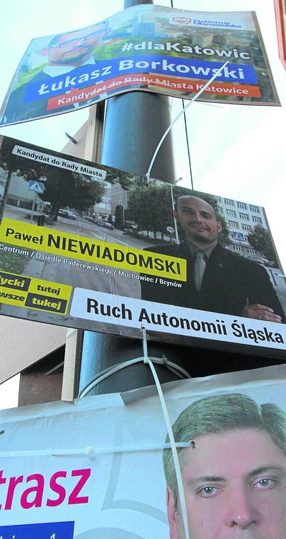 Wybory Samorządowe 2014 Kampania Wyborcza W Miastach Wiszą